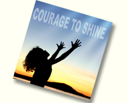 COURAGE TO SHINE Compilation CD